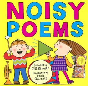 Noisy-Poems-Bennett-Jill-9780192763259