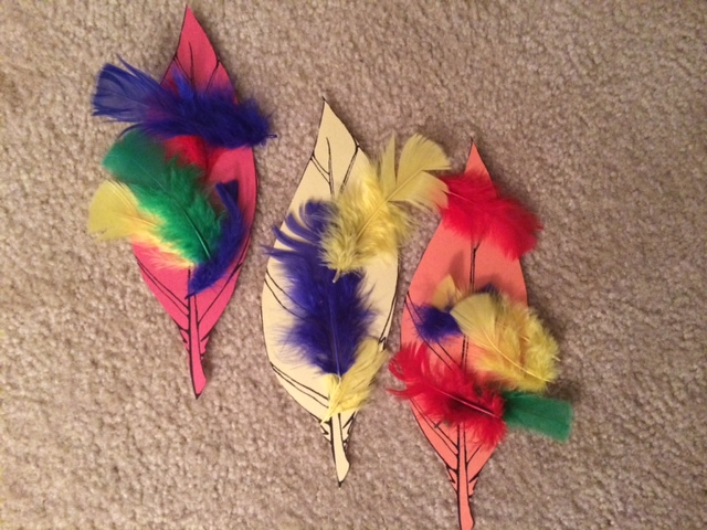 We listen to Coplandu0027s u201cHoedownu201d and decorate turkey feathers with different sensory materials like feathers and stickers. & Thanksgiving | Songs For Success