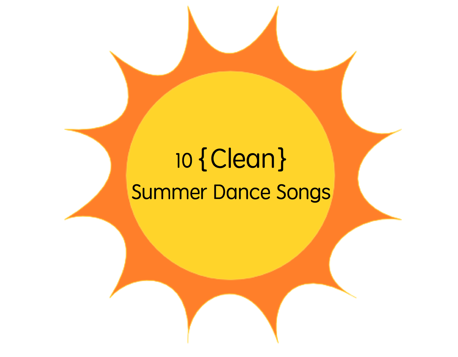Musictherapyblogger challenge 10 clean summer dance for Music to clean to